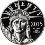 2015-W One-Ounce Platinum Eagle. Proof-69 Deep Cameo (PCGS).