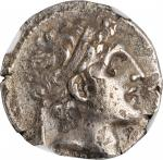 SYRIA. Seleukid Kingdom. Alexander I Balas, 150-145 B.C. AR Drachm, Antioch on the Orontes Mint, ca.