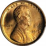 1916 Lincoln Cent. MS-67+ RD (PCGS).