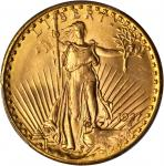 1927 Saint-Gaudens Double Eagle. MS-65 (PCGS).
