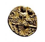 公元200年-300年贵霜王朝金币