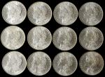 BU Roll of 1883-O Morgan Silver Dollars.