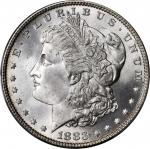 1883 Morgan Silver Dollar. MS-67 (PCGS). CAC.
