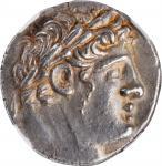 SYRIA. Phoenicia. Tyre. AR Shekel (14.39 gms), Dated CY 48 (79/8 B.C.). NGC Ch AU, Strike: 4/5 Surfa