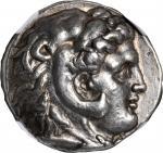 MACEDON. Kingdom of Macedon. Alexander III (the Great), 336-323 B.C. AR Tetradrachm (17.00 gms), Bab