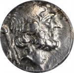 LYCIA. Oinoanda. AR Didrachm, ca. 200 B.C. ICG VF 35.