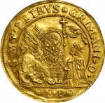 1741意大利威尼斯皮埃特罗金币 NGC MS 61