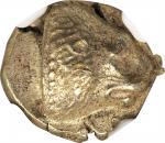 LESBOS. Mytilene. EL Hekte (2.50 gms), ca. 478-455 B.C. NGC AU, Strike: 5/5 Surface: 4/5.