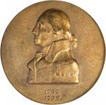 1946 U.S. Assay Commission Medal. Bronze. 51 mm. By Laura Gardin Fraser and John R. Sinnock. JK AC-9