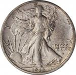 1916-S Walking Liberty Half Dollar. Unc Details (NGC).