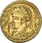 LE MONDE ARABE INDIA  MUGHAL EMPIRE AN EARLY PORTRAIT ON ISLAMIC COINAGE : THE FIRST PORTRAITS ON MO