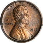 1916 Lincoln Cent. Proof-64 BN (PCGS).