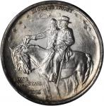 1925 Stone Mountain Memorial. MS-66 (PCGS).