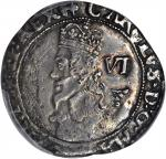 GREAT BRITAIN. 6 Pence, ND (1634-35). Charles I (1625-49). PCGS Genuine--Tooled, VF Details Secure H