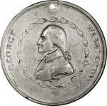 Circa 1800 Victor Sine Clade medal. Musante GW-76, Baker-164. White Metal. EF-45 (PCGS).