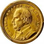 1903 Louisiana Purchase Exposition Gold Dollar. McKinley Portrait. MS-67 (PCGS).