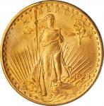 1924 Saint-Gaudens Double Eagle. MS-62 (PCGS). CAC--Gold Label. OGH--First Generation.
