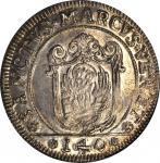 ITALY. Venice. Scudo, (1752)-GAC. Francesco Loredano (1752-62). NGC MS-64.