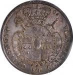 GERMANY. Munster. Taler, 1706. Friedrich Christian. PCGS MS-66 Gold Shield.
