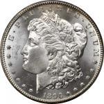 1890-CC Morgan Silver Dollar. MS-65 (PCGS). CAC.
