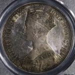 GREAT BRITAIN Victoria ヴィクトリア(1837~1901) Crown 1853 PCGS-PR64CAM Proof UNC+