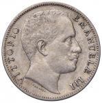 Savoy Coins;Vittorio Emanuele III (1900-1946) 2 Lire 1907 - Nomisma 1157 AG   - BB;20