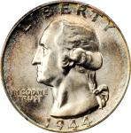 1944 Washington Quarter. MS-67+ (PCGS).