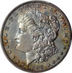 1896 Morgan Silver Dollar. Proof-63+ (PCGS).