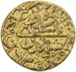 Lot 2407 MUGHAL: Shah Jahan I, 1628-1658, AV dinar 4010.91g41, Daulatabad, AH1063 year 27, KM-258.3,
