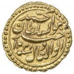 MYSORE: Tipu Sultan, 1782-1799, AV pagoda (3.43g), Patan, AM1221 year 11, KM-129a, EF.