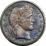 1895-O Barber Half Dollar. MS-66 (PCGS). Secure Holder.