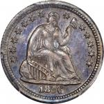 1856 Liberty Seated Half Dime. Proof-65 (PCGS). CAC.