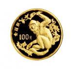 1988年中国人民银行发行中国珍稀动物纪念金币