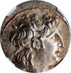 SYRIA. Seleukid Kingdom. Antiochos VII Sidetes, 138-129 B.C. AR Tetradrachm (16.35 gms), Antioch on