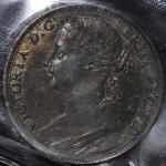 GREAT BRITAIN Victoria ヴィクトリア(1837~1901) Penny 1889 AU