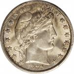 1906 Barber Half Dollar. MS-63 (PCGS).