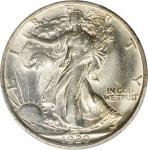 1920-S Walking Liberty Half Dollar. Unc Details--Cleaned (PCGS).