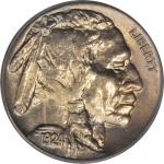 1924-S Buffalo Nickel. MS-65 (PCGS). OGH.
