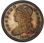 1837 Capped Bust Quarter. Browning-2. Rarity-1. Mint State-67 (PCGS).PCGS Population: 2, none finer.