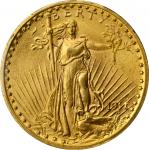 1911 Saint-Gaudens Double Eagle. MS-65 (PCGS).