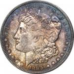 1895-O Morgan Silver Dollar. MS-65 (PCGS).