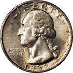1932-S Washington Quarter. MS-65+ (PCGS). CAC.