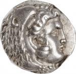 SYRIA. Seleukid Kingdom. Seleukos I Nikator, 312-281 B.C. AR Tetradrachm (15.89 gms), Babylon II Min