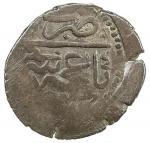 GIRAY KHANS: Shahin Giray, 1777-1783, BI kara-onluk (3.30g), Baghcha-Saray, AH1191 year 4, A-R2116,