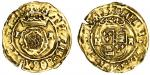 Henry VIII (1509-47), Halfcrown, third coinage, 1.43g, mm. pellet in annulet, rvtilans rosa sine spi
