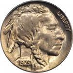 1925-D Buffalo Nickel. MS-65 (PCGS). OGH.