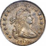 1805年半身像半美元 PCGS MS 62
