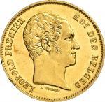 Belgique  Leopold Ier, 1831-1865.