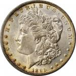 1895-O Morgan Silver Dollar. MS-62 (PCGS).