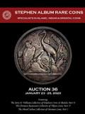 SA2020年1月加州(#36)-钱币专场